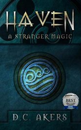 amazon bargain ebooks Haven: A Stranger Magic YA/Teen Fantasy by D.C. Akers