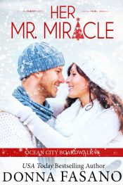 bargain ebooks Her Mr. Miracle Clean Wholesome Romance by Donna Fasano