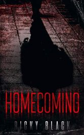 bargain ebooks Homecoming Crime Thriller by Ricky Black