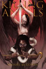 bargain ebooks Killing Angels Horror by Michael McGovern
