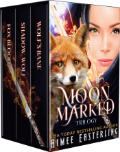 bargain ebooks Moon Marked Trilogy Fantasy Adventure by Aimee Easterling