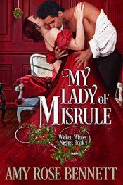 amazon bargain ebooks My Lady of Misrule Erotic Romance by Amy Rose Bennett