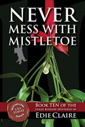amazon bargain ebooks Never Mess with Mistletoe Mystery by Edie Claire