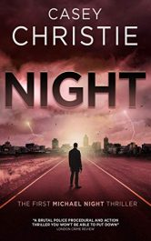 bargain ebooks Night Action / Thriller by Casey Christie