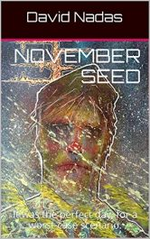 amazon bargain ebooks November Seed Science Fiction by David Nadas
