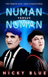 bargain ebooks Numan Versus Numan Science Fiction by Nicky Blue