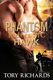 amazon bargain ebooks Phantom Riders MC - Hawk Erotic Romance by Tory Richards