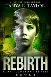 bargain ebooks Rebirth Fantasy Horror by Tanya R. Taylor