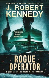 bargain ebooks Rogue Operator Action Thriller by J. Robert Kennedy