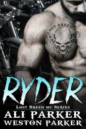 amazon bargain ebooks Ryder - The Lost Breed MC Romance by Ali Parker