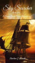 amazon bargain ebooks Sky Scorcher: Book One Science Fiction / Adventure by Harlan J. Meade