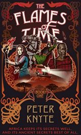 amazon bargain ebooks The Flames of Time Historical/Action/Thriller by Peter Knyte