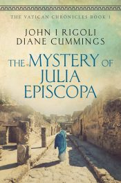 bargain ebooks The Mystery of Julia Episcopa Historical Mystery by John I. Rigoli & Diane Cummings
