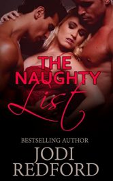 bargain ebooks The Naughty List Erotic Romance by Jodi Redford