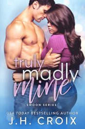 amazon bargain ebooks Truly Madly Mine Contemporary Romance by J.H. Croix