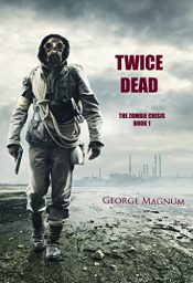 bargain ebooks Twice Dead Horror by George Magnum