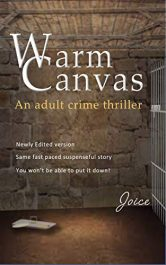 bargain ebooks Warm Canvas Adult Crime Thriller by Joice