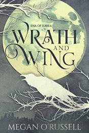 bargain ebooks Wrath and Wing Young Adult/Teen Adventure by Megan O'Russell