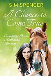 bargain ebooks A Chance to Come True Contemporary Western Romance by S M Spencer