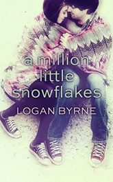 bargain ebooks A Million Little Snowflakes Young Adult/Teen by Logan Byrne