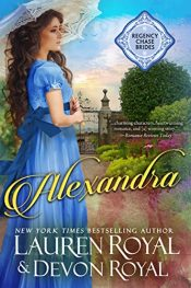 bargain ebooks Alexandra Historical Romance by Lauren Royal & Devon Royal