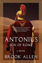 amazon bargain ebooks Antonius: Son of Rome Historical Fiction by Brook Allen