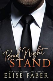 bargain ebooks Bad Night Stand Erotic Romance by Elise Faber
