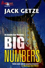 amazon bargain ebooks Big Numbers Mystery / Action Adventure by Jack Getze