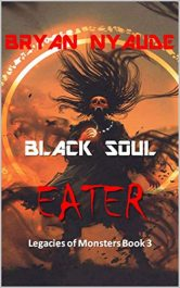 bargain ebooks Black Soul Eater SciFi Horror by Bryan Nyaude