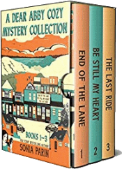 bargain ebooks A Dear Abby Cozy Mystery Collection Books 1 - 3