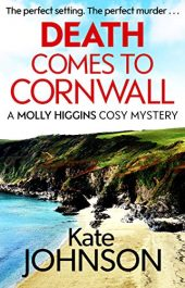 amazon bargain ebooks Death Comes to Cornwall Mystery by Kate Johnson