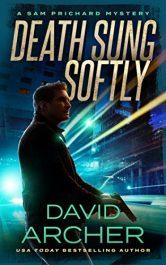 bargain ebooks Death Sung Softly Mystery by David Archer