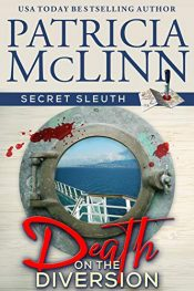 bargain ebooks Death on the Diveresion Mystery by Patricia McLinn