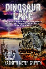 amazon bargain ebooks Dinosaur Lake Science Fiction Adventure by Kathryn Meyer Griffith