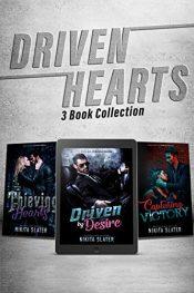 amazon bargain ebooks Driven Hearts Erotic Romance by Nikita Slater