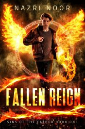 bargain ebooks Fallen Reign Urban Fantasy by Nazri Noor