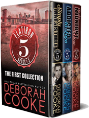 bargain ebooks Flatiron Five Romance by Deborah Cooke