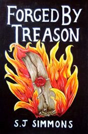 bargain ebooks Forged By Treason Historical Mystery by Sarah Simmons