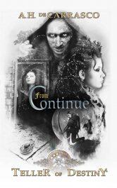 amazon bargain ebooks From Continue Dark Fantasy Horror by A. H. De Carrasco