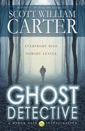amazon bargain ebooks Ghost Detective Fantasy / Mystery by Scott William Carter