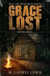 amazon bargain ebooks Grace Lost Dystopian Horror by M. Lauryl Lewis