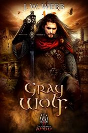 bargain ebooks Gray Wolf Fantasy by J.W. Webb
