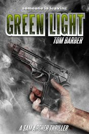 bargain ebooks Green Light Action Thriller by Tom Barber
