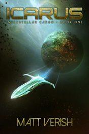amazon bargain ebooks Icarus Science Fiction by Matt Verish