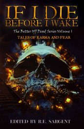 amazon bargain ebooks If I Die Before I Wake Horror by Multiple Authors