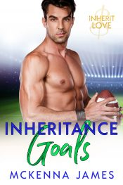 bargain ebooks Inheritance Goals Sports Romance by Mckenna James