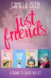 amazon bargain ebooks Just Friends Young Adult/Teen by Camilla Isley