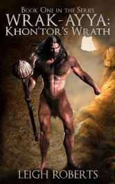 bargain ebooks Khon'Tor's Wrath Historical Fantasy by Leigh Roberts
