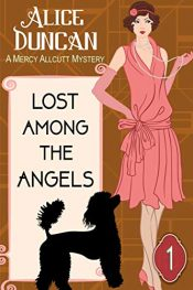 amazon bargain ebooks Lost Among the Angels Cozy Historical Mystery by Alice Duncan