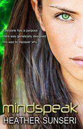 amazon bargain ebooks Mindspeak YA/Teen Science Fiction by Heather Sunseri